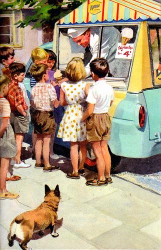 Vintage Ladybird